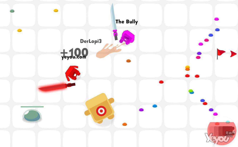 《Goons.io》游戏截图