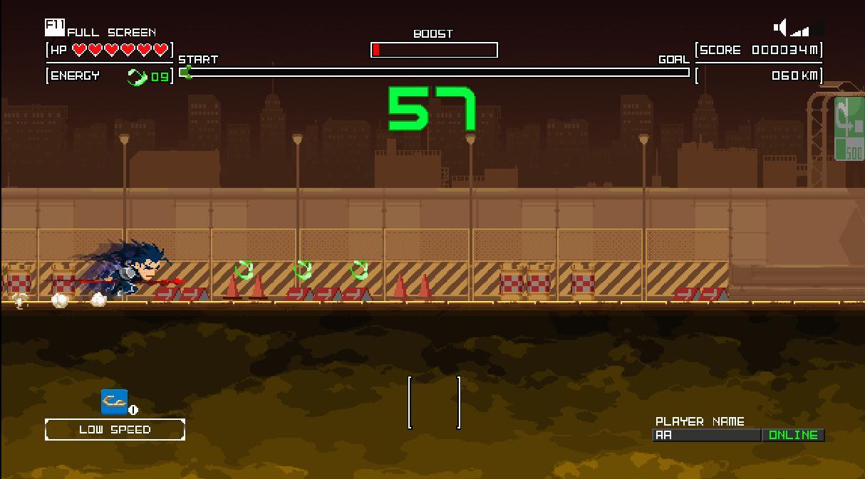 《奔跑吧Lancer》游戏截图