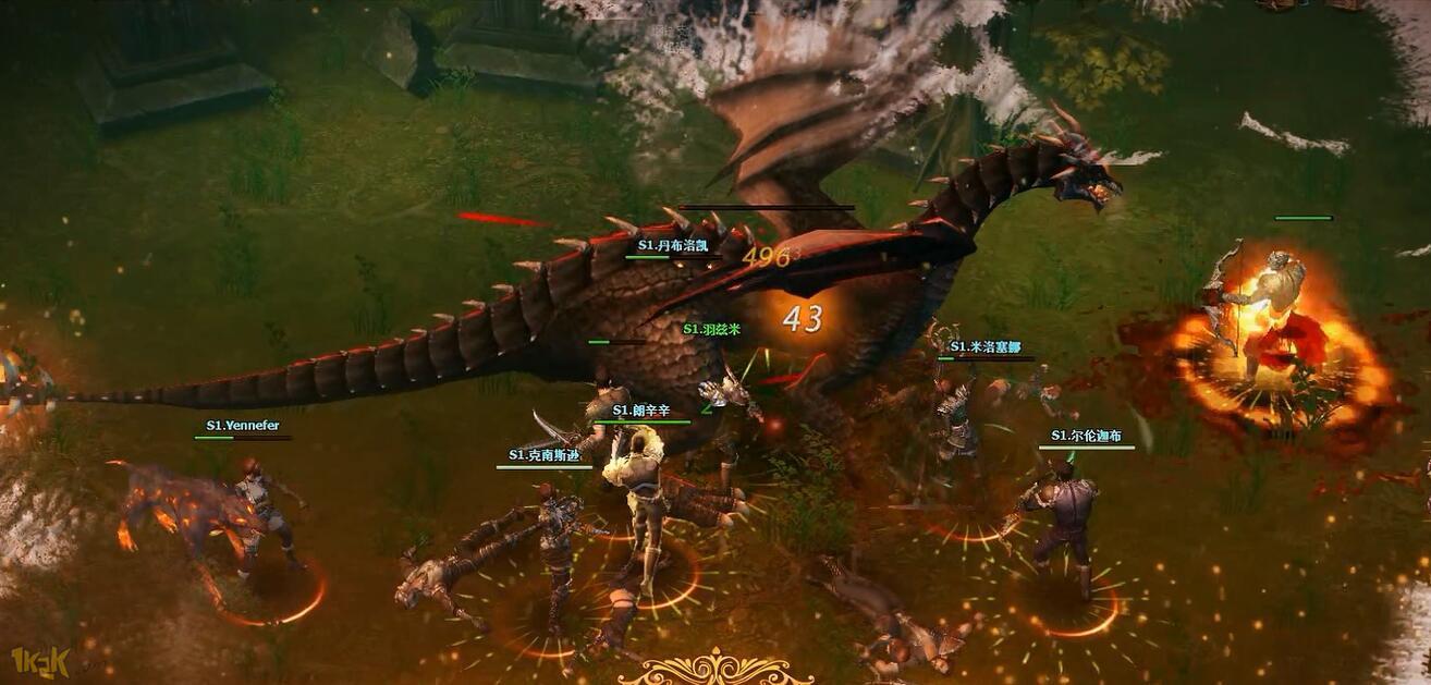 《圣剑神域3D》游戏截图