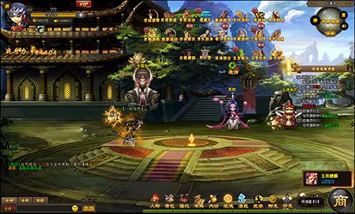 《无双上将》游戏截图