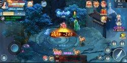 《仙境情缘H5》游戏截图