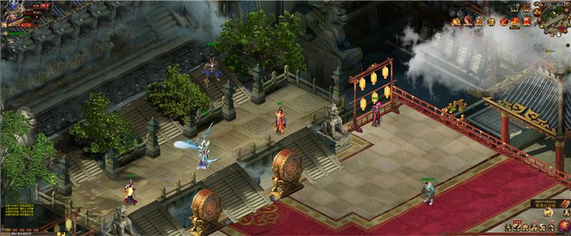 《英魂三国》游戏截图