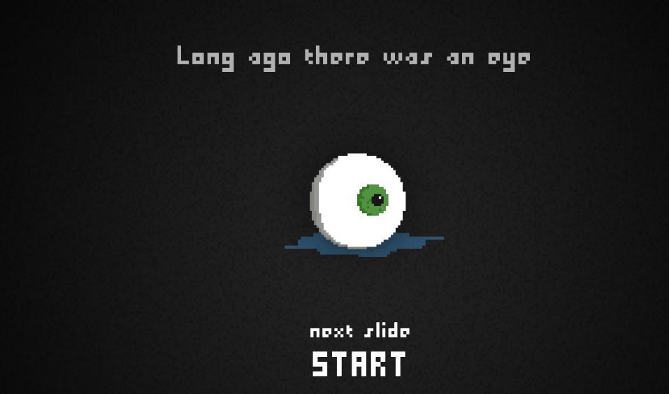 《眼球逃生历险记》游戏截图