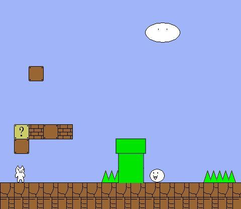 《猫里奥网页版》游戏截图