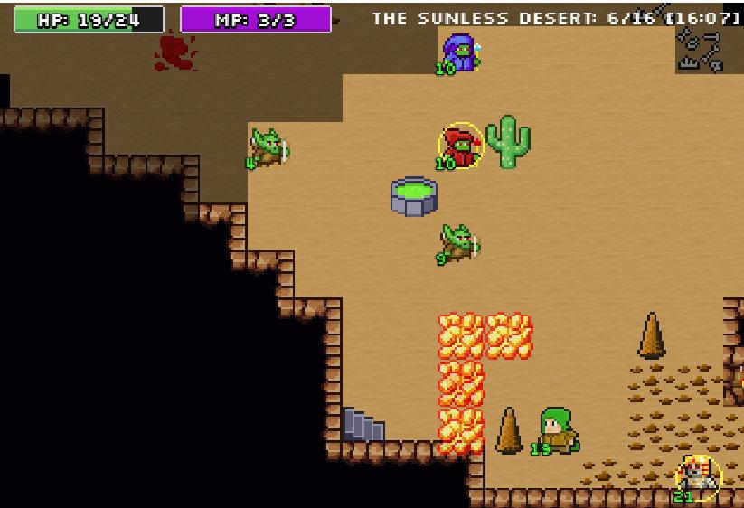 《盗贼寓言3网页版》游戏截图