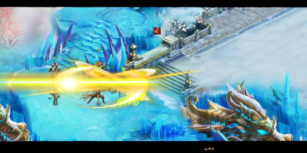 《百将三国志》游戏截图