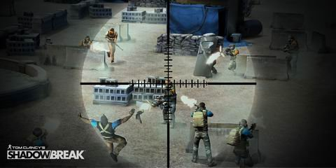 汤姆克兰西:暗影狙击游戏截图第2张