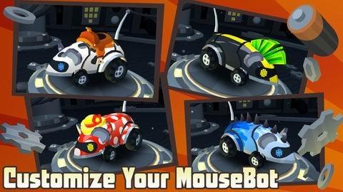老鼠机器人游戏截图第2张
