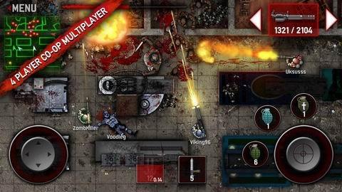 僵尸突击队 3游戏截图第5张