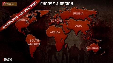 僵尸突击队 3游戏截图第3张