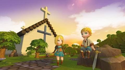 创想世界游戏截图第5张