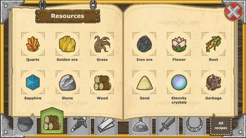 兽人探险队游戏截图第3张
