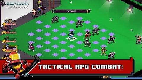 彩度战队游戏截图第2张