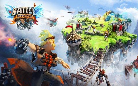 天空之城:联盟战游戏截图第2张