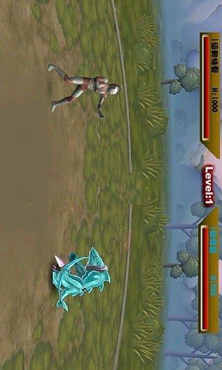 奥特曼怪兽大乱斗游戏截图第3张