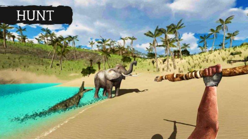 荒岛求生:进化游戏截图第1张