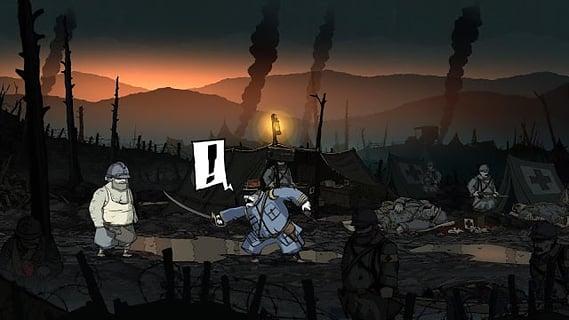 勇敢的心:伟大战争