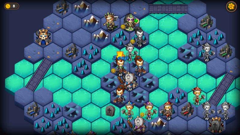 军团战棋游戏截图第4张