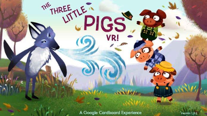 三只小猪 VR游戏截图第1张