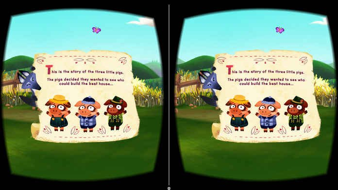 三只小猪 VR游戏截图第5张