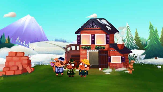 三只小猪 VR游戏截图第4张