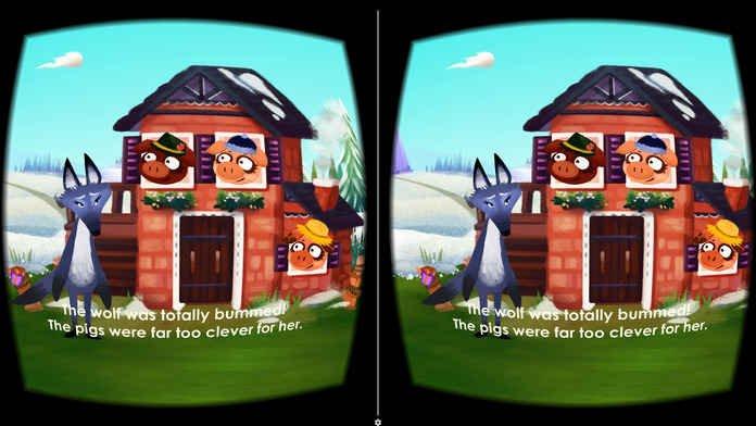 三只小猪 VR游戏截图第2张
