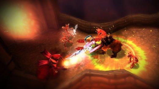 刃战士游戏截图第2张