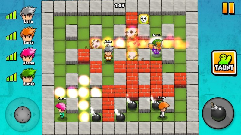 炸弹伙伴游戏截图第3张
