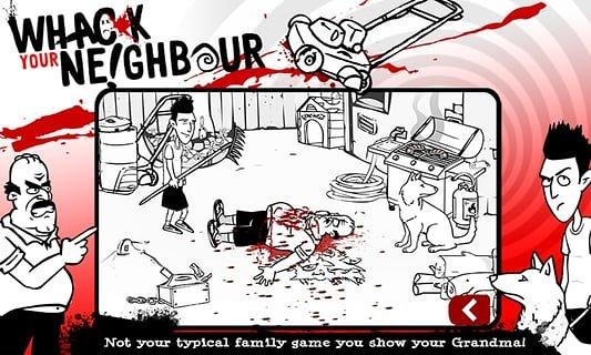 怒肛邻居游戏截图第1张