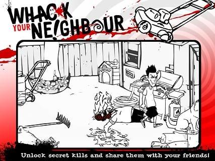 怒肛邻居游戏截图第3张