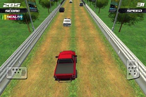 3D赛车狂飙游戏截图第3张