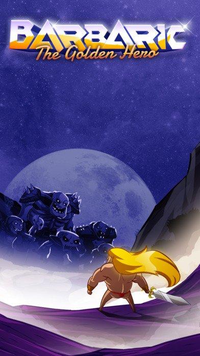 野蛮:黄金英雄游戏截图第1张