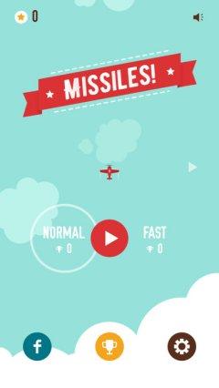 Missiles!游戏截图