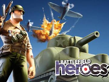 战地英雄OL