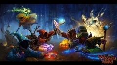巫师战争-游戏原画