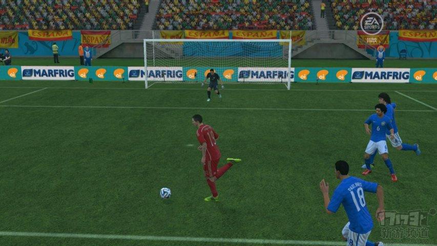 FIFA OL3-试玩截图第1张