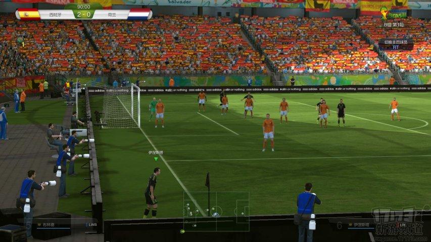 FIFA OL3-试玩截图第4张