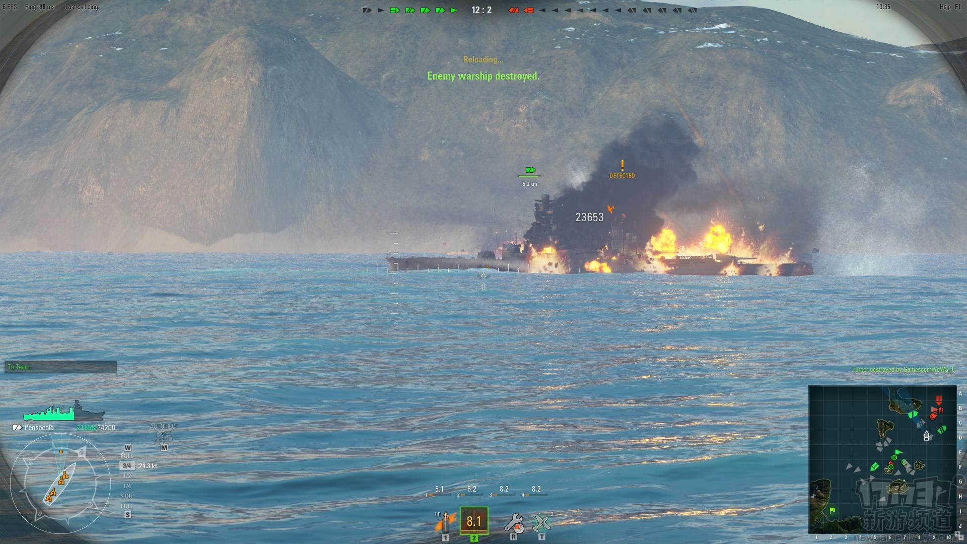 战舰世界好玩吗 什么职业好玩厉害 3d游戏 乐享玩