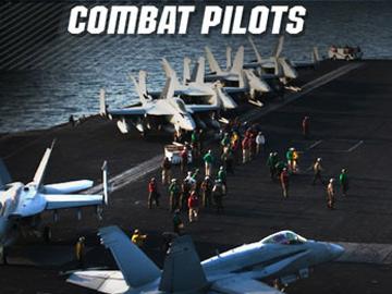 战机飞行员