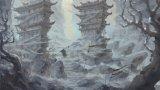 笑傲江湖-游戏原画