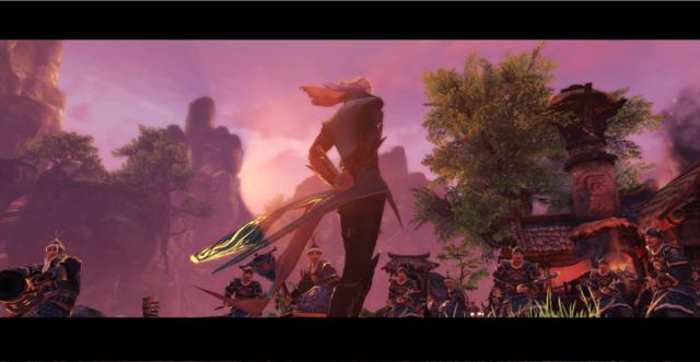 射雕ZERO玩家评测:完美终于不再套模版了