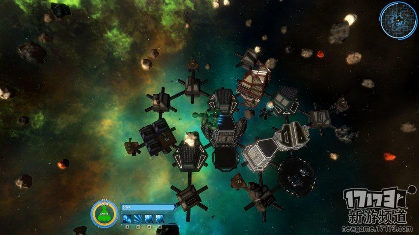 冲出太阳系 - 游戏截图第1张