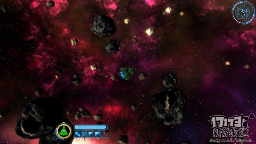 冲出太阳系 - 游戏截图第3张