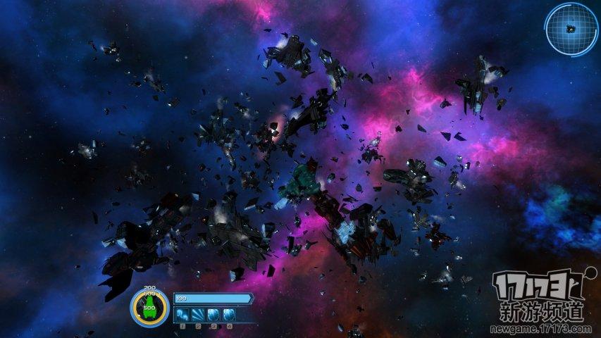 冲出太阳系 - 游戏截图第4张