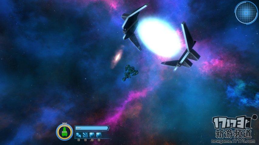 冲出太阳系 - 游戏截图第2张