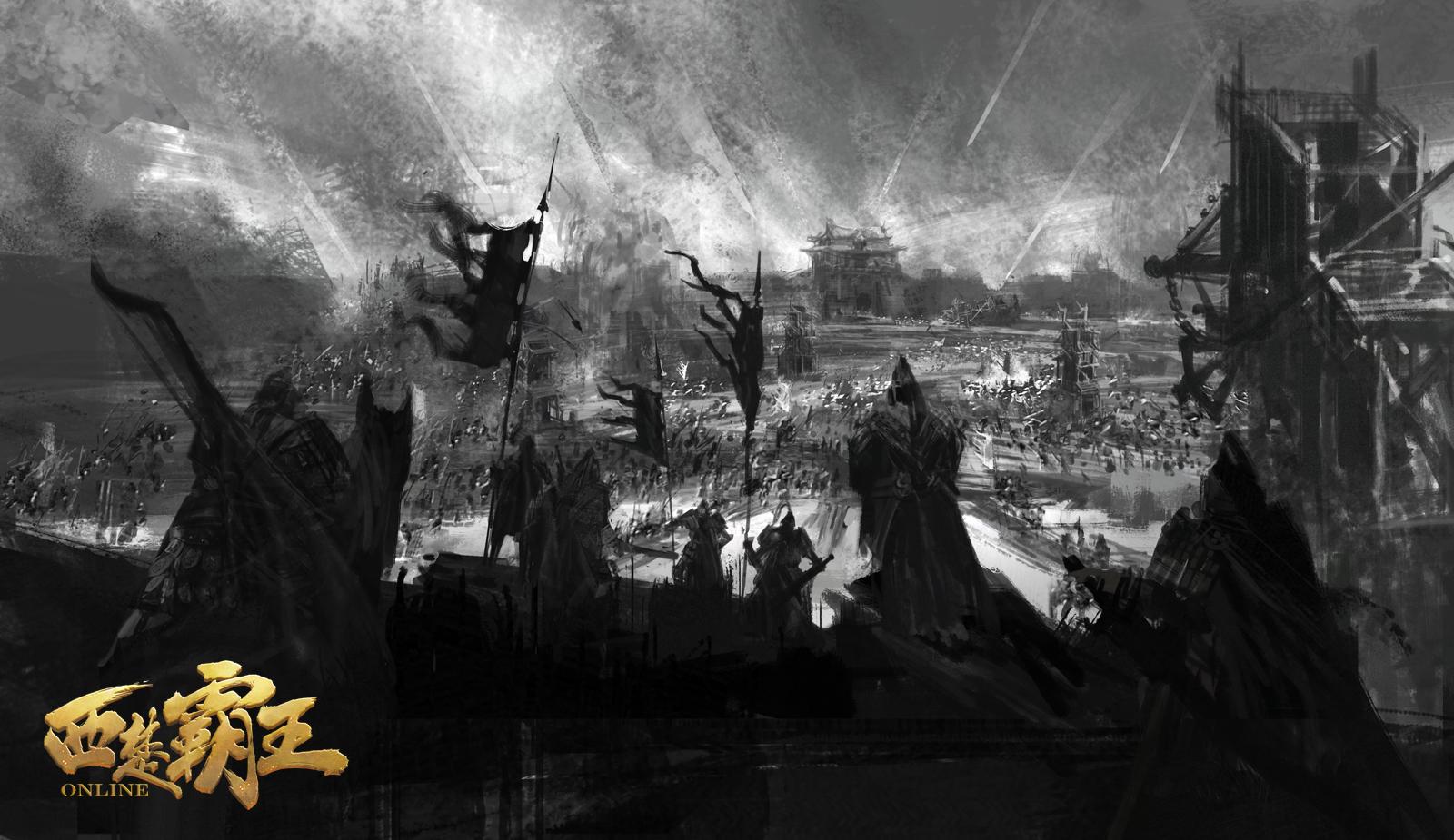 西楚霸王 游戏画面
