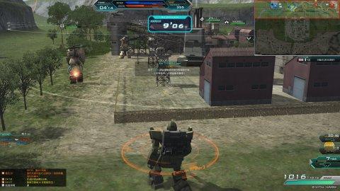 机动战士敢达OL-3测截图第1张