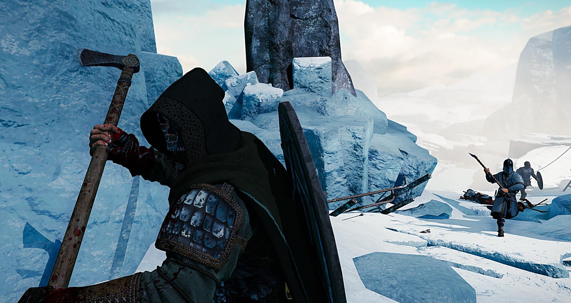 维京之战 游戏画面