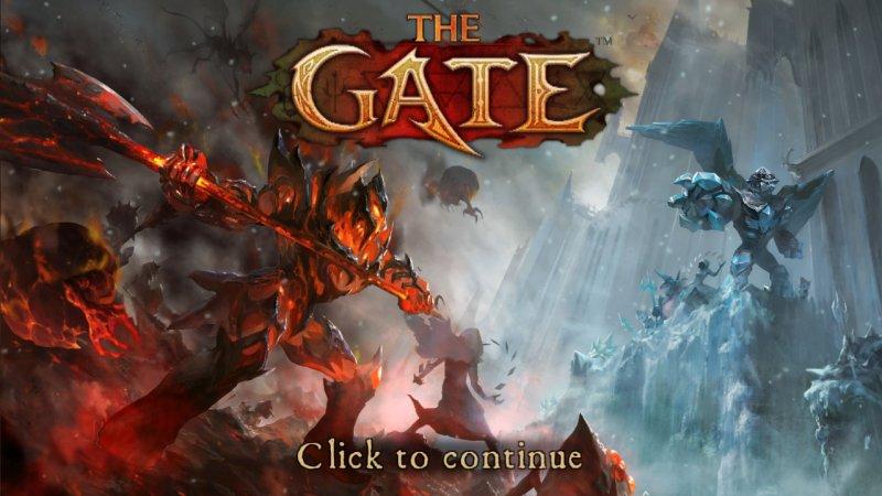 地狱之门-试玩截图第1张