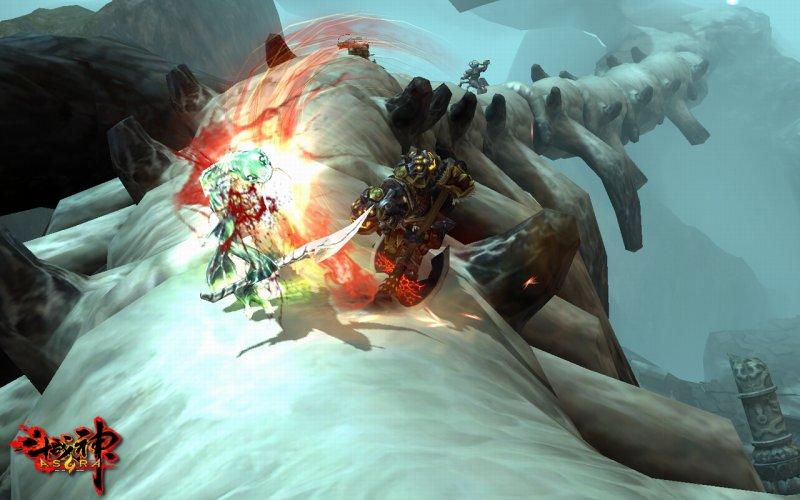 斗战神-游戏截图第3张